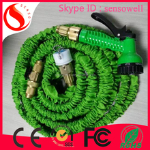 best selling garden product quick release coupling shower hose extension latex rubber hose