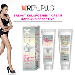 Time Reversing Breast Care Cream Real plus enlarge breast size cream 2-3 cup 25-30 Days breast enlargement cream