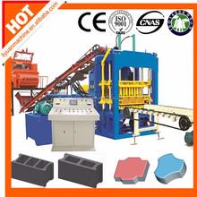 QT6-15 Low investment business machine block machine