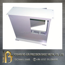 custom manufacturing company good selling aluminum equipment enclosure box product with high quality guarantee
