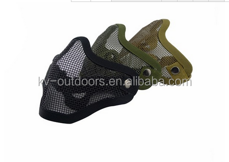 Steele Mask Steel Mask Airsoft Paintball