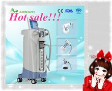 2015 vertical professional ultrasound cavitation body fat reduction beauty machine/ HIFU machine