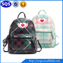 Hot style Waterproof Wholesale Trendy classical backpacks for girls school bag