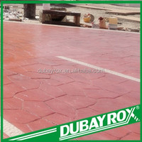 Finish Chemeicals Iron Oxide Red Pigment For Paving Stucco