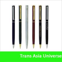 Hot Sale Custom cheap logo hotel promotional pen