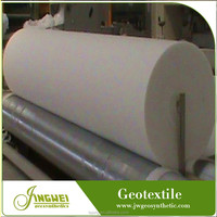 Needle punched puncture resistant polypropylene fabric wholesale geotextile