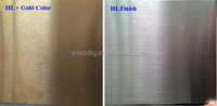 Ss 304 sheet price hairline finish sus 304 stainless steel sheet price