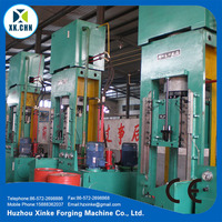 Hot Selling CNC Hydraulic Metal / Brass / Aluminium Extrusion Press Machine for Sale