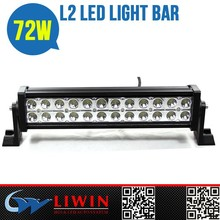 LIWIN Emark approved 72WC 13.5'' offroad led work light bar 180w for jeep truck car kit off brand atvs