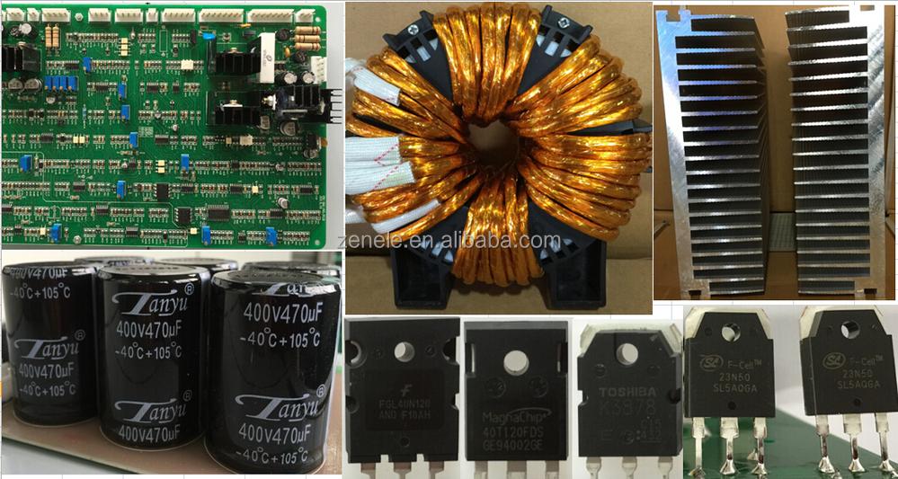 Igbt инвертора wsme-315 ac / dc инвертор tig / mma импульса сварщик