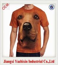 Most popular hotsale 3d t-shirt men,extended t shirt