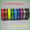plastic material 1.75mm 3.0mm 3d printer ABS PLA filament
