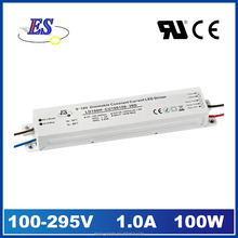 1000mA 100V 100W Constant Current LED Driver ,china supplier for led power supply (CE UL CUL SELV)