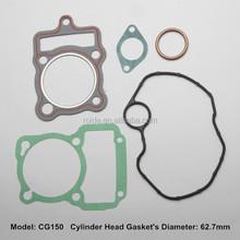 FT150 motorcycle top gasket kit, gasket ring