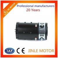 48v hydraulic drive wheel motor DC with high power 4.0kw