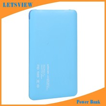 LETSVIEW 2015 Manufacturer Price power bank made in japan legoo power bank 2600mah for mobile phone charger
