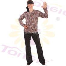 2015 New design fashionable adult hippie carnival cosplay costume in high quality