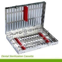 Esterilización dental de cassette