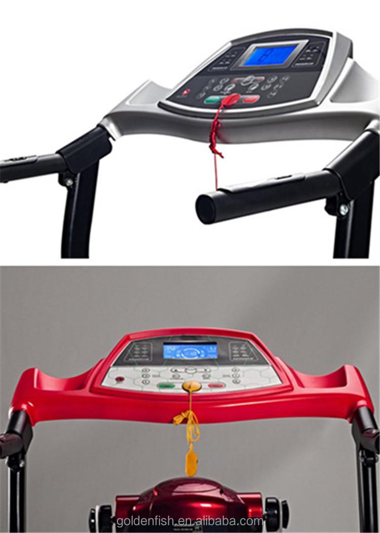 3.0HP моторизованные складной электрический беговая дорожка, фитнес-оборудование, фитнес беговой дорожке