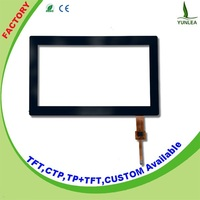 China factory 7 inch replacement touch screen for 7 tablet