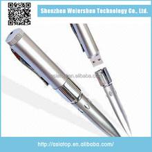 Popular writing pen PEN cheap bulk 1tb usb flash drive