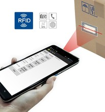 Android V4.2.2 Tablet barcode scanner, have wrist strap and protect case