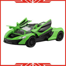 1 32 scale fashion car toys metal car model with lights sounds music