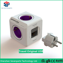2015 popular international travel socket adapter