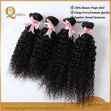 wholesale curly unprocessed peruvian virgin human hair,jerry curl peruvian virgin human hair extension with cheap price