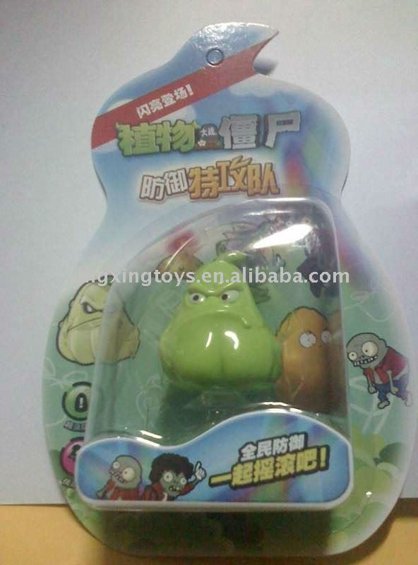 Plants vs zombies / plants vs zombies juguetes / plantas vs zombies muñeca de juguete