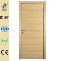 Zhejiang AFOL wooden bedroom doors polish interior solid wood double doors