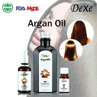 Private label professional pure hair argan oil protect and strengthen hair
