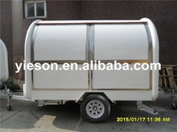 Yieson 2015 New High Quality coffee trucks for sale mobile food car for sale food van for sale YS-FB200B