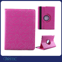 Wholesale fashion 9.7 inch 360 degree rotate tablet smart case for ipad air 2