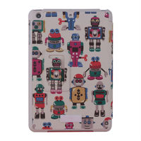 Best selling products customed leather case for ipad mini