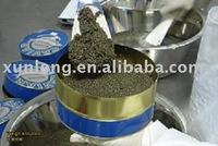 Farmed caviar (Acipenser gueldenstaedtii)