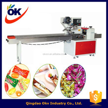 automatic pillow candy packing machine/equipment