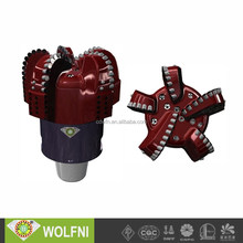 API and factory sale WOLFNI pdc drill bit spare parts for