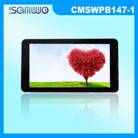 """Wifi 3G Tablet PC 7 """" LCD FM/GPS Android 4.2.2 Resolution 1024*600 CMSWPB147-1"""