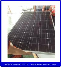 High Quality China New solar product Monocrystalline 300watt solar power