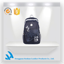 2015 Simpleness black/white high quality wholesale backpacks