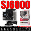 Factory Price FULL HD 1080P Helmet/Sports Camera For Bycicle/Motor Racing SJ6000 Action camera