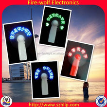 Importer Of Chinese Products Gifts Crafts Led Custom China Wholesale Mini Desk Fan Dealer