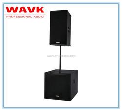 15inch NEXO line array speaker professional sound system