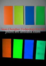 photoluminescecent vinil Işıklı vinil film
