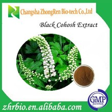 100% Pure Natural High Quality Black Cohosh Extract 2.5%