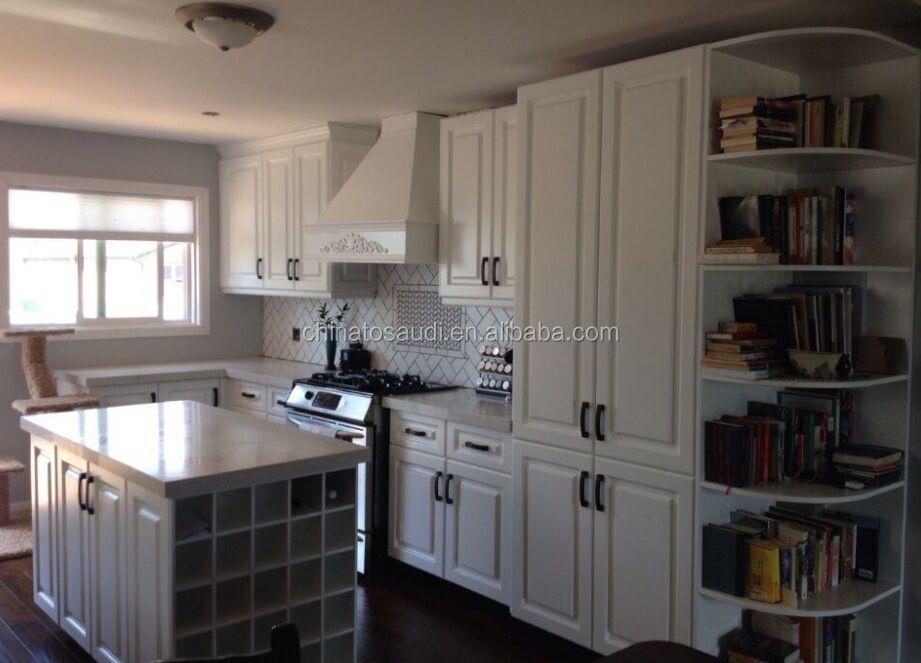 Populaire pour le march nouveau mod le meubles de cuisine armoires de cuisin - Modele de cuisine simple ...