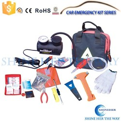 Auto Tire Repair Car Emergency Tool Kit