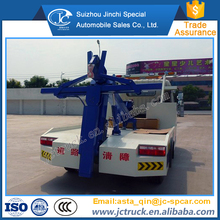 Manual transmission type and new condition left hand drive rotator recovery truck for sale Chinese Supplier