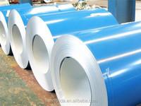 Prepainted galvanize steel coils / galvanised steel sheets color metal roofing